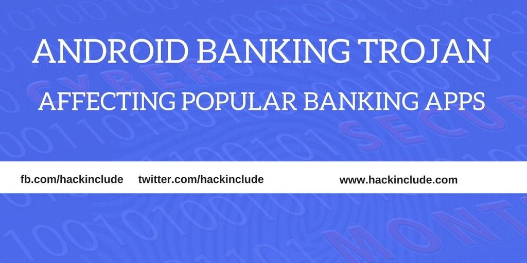 Android Banking Trojan